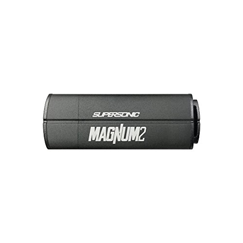 Patriot 256GB Supersonic Magnum 2 USB 3.1 Flash Drive With Up To Read 400MB/sec & Write 300MB/sec- PEF256GSMN2USB