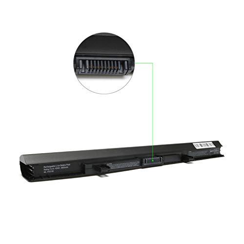 Qiouzw PA5185U-1BRS Laptop Battery for Toshiba Satellite C55 C55D C55T S55 S55T L55 C50-B L55T L55D C55-B C55-B5200 C55-B5299 C55-B5300 C55-B5302 E45-B4100, P/N:PA5184U-1BRS PA5186U-1BRS PA5195U-1BRS (Laptop Toshiba Satellite Battery)