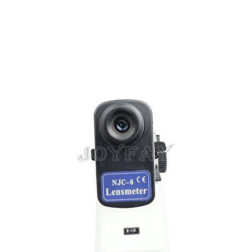 Manual lensmeter Optical lensometer Focimeter External Reading AC DC Power NJC-6 by Original KY (Image #3)