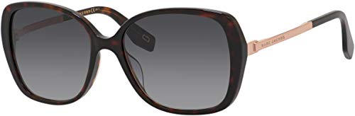 Marc Jacobs Womens Marc 304/S Dark Havana One Size