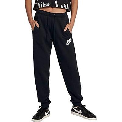 Nike Womens Rally Joggers (Black, XX-Large): Clothing