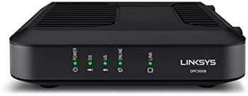 Linksys DPC3008 Advanced DOCSIS 3.0 Cable Modem