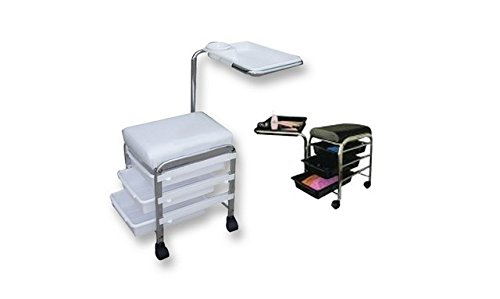 CSC Spa CH-5005-B Portable Pedicure Cart