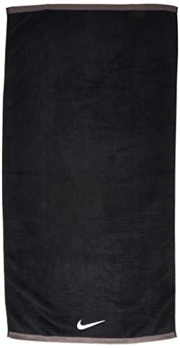 Nike Fundamental Towel L Black/White