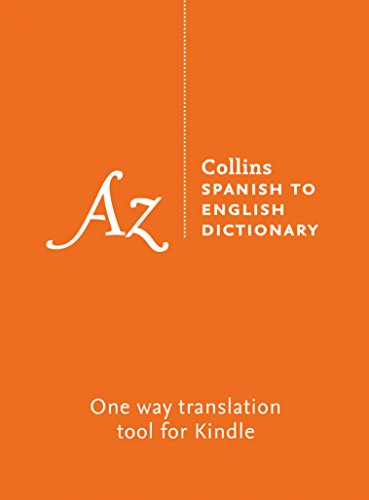 Collins Spanish to English Dictionary (Spanish Edition)