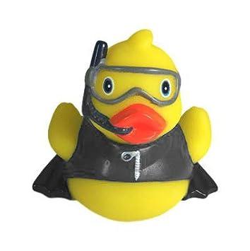 Rubber Duck Snorkle Bath Duck