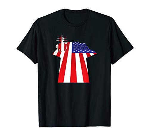 - Aircraft Carrier T-Shirt