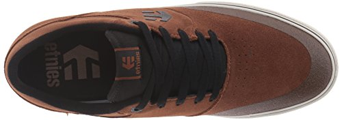 Etnies Marron gum Homme Chaussures 200 grey brown Black Marana Vulc Skateboard De zwH6zrq