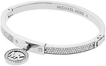 Michael Kors Fulton Hinge Bangle Bracelet