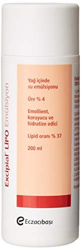 Excipial U Lipolotion 200ml - Urea 4% Lipids 36% Dry Atopic Dermatitis Eczema Skin Product