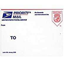 USPS Priority Mail Stickers (20)