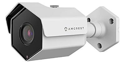 Amcrest ProHD Outdoor 4 Megapixel POE Bullet IP Security Camera - IP67 Weatherproof, 4MP (2688 TVL), IP4M-1026E from Amcrest