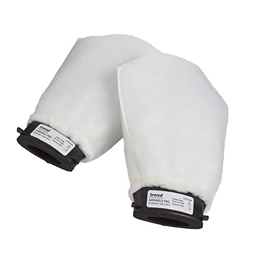 Air Pro Shield - TREND AIRPRO AIR/P/1 THPS2 Pair Replacement Air Filters