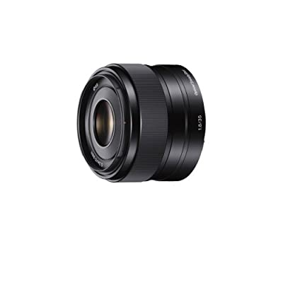 Sony 35mm f/1.8 Prime Fixed Lens by Sony