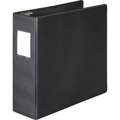 WLJ38349NHB - 383 Basic Binder with Label Holder