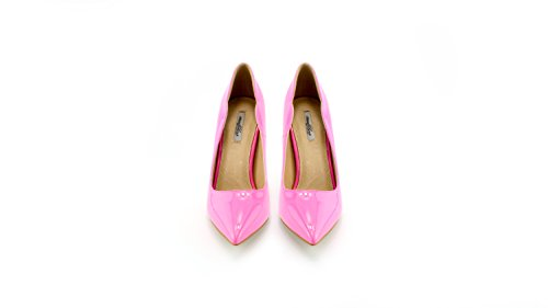 de Charol Zapatos Para de Mujer Pink Vestir pastell Madlchen RqzTwUn