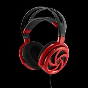 NEW Spin Red Gaming Headset (HEADPHONES)