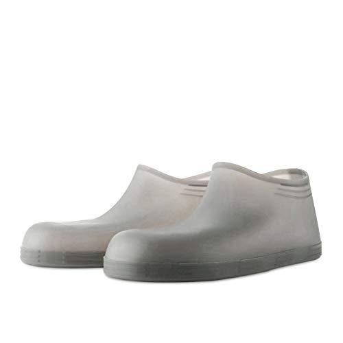 (Puyujin Waterproof Shoe Covers, S/M/L Reusable Rain Gear Boots Snow Shoe Covers Waterproof Shoes Overshoes New, Reusable Rain Gear Boots Snow Shoes Overshoes for Men Women)