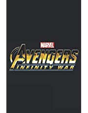 Avengers Infinity War Grungy Logo Premium: Notebook Planner - 6x9 inch Daily Planner Journal, To Do List Notebook, Daily Organizer, 114 Pages
