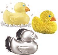 Wilton 3-D Rubber Ducky Pan