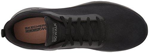 Skechers Herren Go Walk Max Sneaker Schwarz / Schwarz