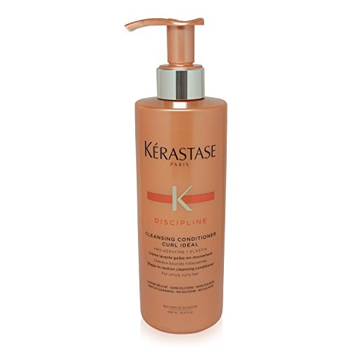 Kerastase Discipline Curl Ideal Cleansing Conditioner, 13.5 Ounce (Best Curly Hair Shampoo And Conditioner 2019)