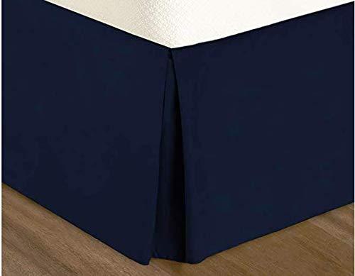 ComfortLife Premium Ultra Soft Luxury Microfiber Pleated Bed Skirt 15