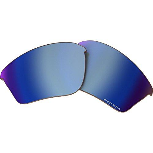 Oakley Half Jacket 2.0 XL Prizm Replacement Lens ALK Prizm Deep Water Polarized, One - Oakley Number Warranty