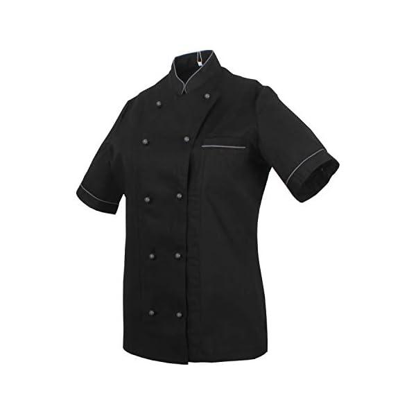 MISEMIYA Jacket Chaqueta Chef para Mujer 2
