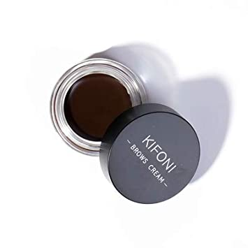 ff5d9a283 Amazon.com   Professional Eyebrow Gel 6 Colors High Brow Tint Makeup Eyebrow  Brown Eyebrow Gel With Brow Brush Tools 2   Beauty