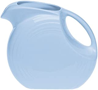 product image for Fiesta Periwinkle 484 67-1/4-Ounce Large Disk Pitcher