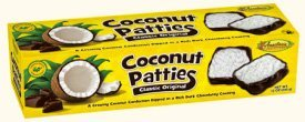 Price comparison product image Anastasia Confections Coconut Patties, Original, 12-ounce