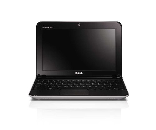 Dell Inspiron iM1012-799OBK Mini 1012 10.1-Inch Netbook (Obsidian Black) [Discontinued by Manufacturer]