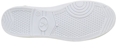 Le Temps des CerisesLtc Basic 02 - Zapatillas de deporte, Mujer Fucsia
