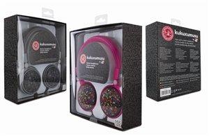 Kukuxumusu KUCE002 - Auriculares de diadema abiertos: Amazon.es: Electrónica