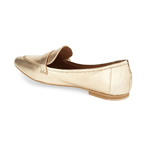 Ladies TAN LUCE SlipOn Scarpe misure UK 5