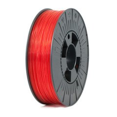 Technologyoutlet PET-G 3D printer filament 1KG Spool (1.75mm Snow White)