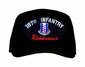 - MilitaryBest 187th Infantry Division 'Rakkasans' with Patch Ball Cap