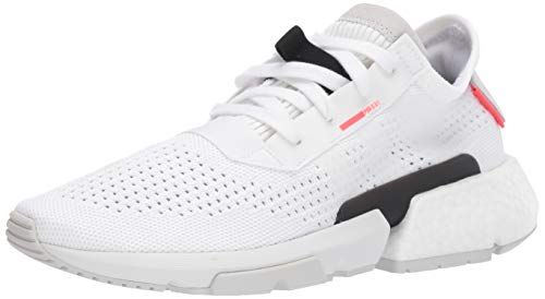 adidas Originals Women's POD-S3.1 PK W Footwear White/Footwear White/Shock Red 8 B US