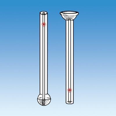 ACE GLASS 7660-14 Capillary 12/2 Ball Joint, Spherical