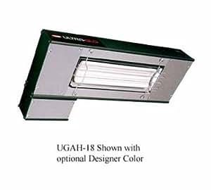 Hatco UGAHL-72 208 72-in Foodwarmer w/ 1-Ceramic Strip & High Watt, Lights, 208 V, Each