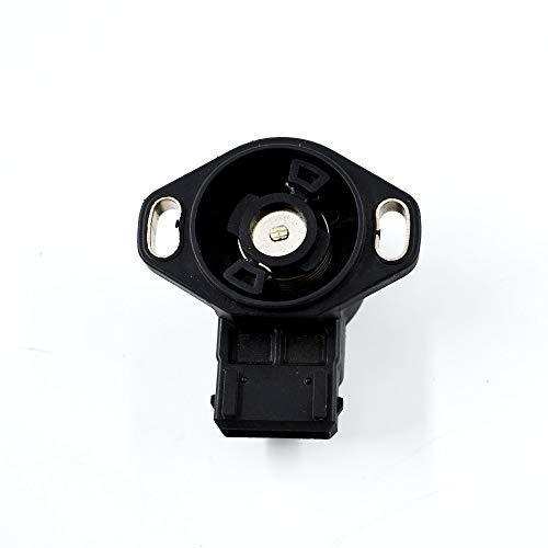 TPS Throttle Position Sensor MD614697 Fit For Eagle Summt Mitsubishi Montero (Tps Mitsubishi)