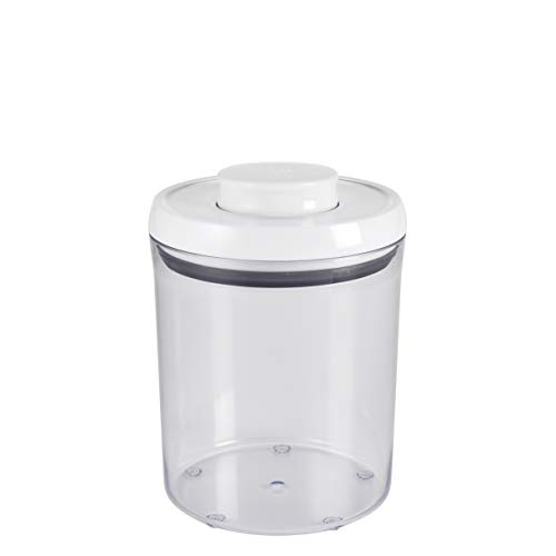 - OXO Good Grips Airtight POP Round Canister (1.9 Qt)