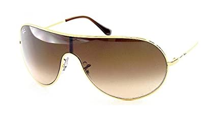 Amazon.com: AUTH. RAYBAN RAY BAN SUNGLASSES RB 3250 001/13 ...