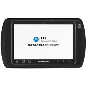 "Zebra Motorola 4GB ET1 7"" Tablet - Texas Instruments OMAP 4 1 GHz, 1 GB RAM, Android 2.3.4  Enterprise Tablet and Barcode Scanner - Slate - 1024 x 600 Multi-touch Screen Display - Bluetooth"