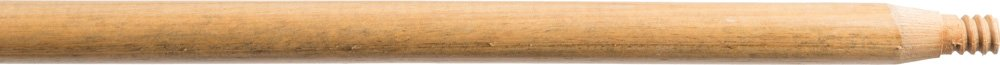 PFERD 89887 Wooden Broom Handle, 1-1/8'' Diameter x 6' Length (Pack of 12)