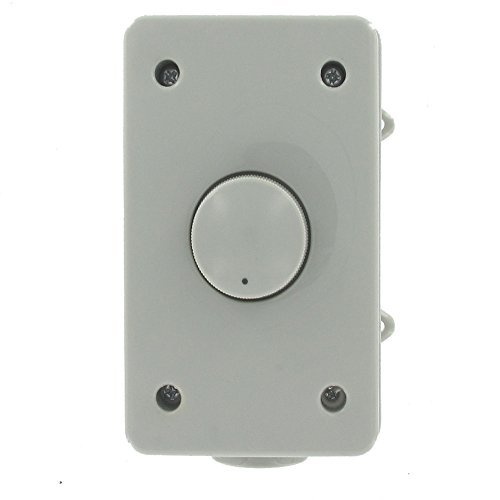 Impedance Matching Stereo Volume Control (Theater Solutions OVCDG Outdoor Volume Control (Grey))