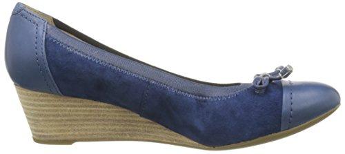 Geox Blue Zapatillas Ballet A Azul de C4072 Floralie Mujer D OwrgqP7O