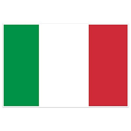 Italy Country Flag Wall Art - Usps To Shipping Italy
