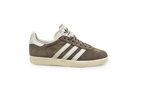 adidas Originals Gazelle W Women's Sneaker Brown S76027, Size:37 1/3 (Adidas Women Shoes Gazelle)